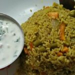 Vegetable Pulao/ Vegetable Pulao In Cooker / Mixed Vegetable Pulao In  Kannada – Rice Recipes Veg In Kannada