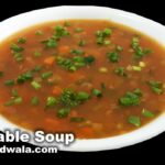 Vegetable Soup Recipe Video – How To Make Healthy Vegetable Soup At Home –  Easy & Simple – Soup Recipes Video