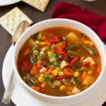 Vegetable Soup – Recipes Of Vegetable Soup