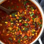 Vegetarian Chili (Healthy And Packed With Flavor!) – Cooking Classy – Recipes Vegetable Chilli