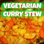 Vegetarian Curry Stew | The Jamaican Mother – Vegetarian Recipes Jamaican