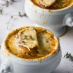Vegetarian French Onion Soup – Recipe Vegetarian French Onion Soup