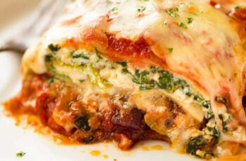 Vegetarian Lasagna | RecipeTin Eats