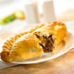 Vegetarian Pasty Recipe