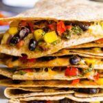 Vegetarian Quesadilla – IFOODreal – Recipe Vegetarian Quesadillas