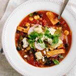 Vegetarian Tortilla Soup – Cookie And Kate – Recipe Vegetarian Tortilla Soup