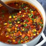 Vegetarian Vegetable Chili – Recipes Vegetable Chilli