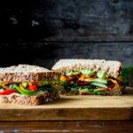 Veggie & Hummus Sandwich – Sandwich Recipes Low Cholesterol