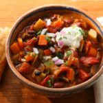 Veggie Chilli – Recipes Vegetable Chilli