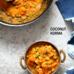 Veggie Kurma – Easy Coconut Korma Sauce With Vegetables – Recipes Vegetable Korma