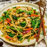 Veggie Lo Mein – Recipes Vegetable Lo Mein