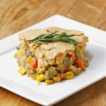 Veggie-Packed Chickpea Pot Pie Recipe by Tasty