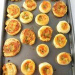 Veggie Pinwheels Party Appetizer, Party Potluck Recipes, Finger Foods – Recipes Vegetarian Indian Snacks