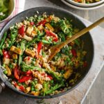 Veggie Rice Bowl – Recipes Of Vegetable Dishes