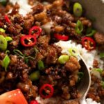 Vietnamese Caramelised Pork Bowls – Dinner Recipes Mince