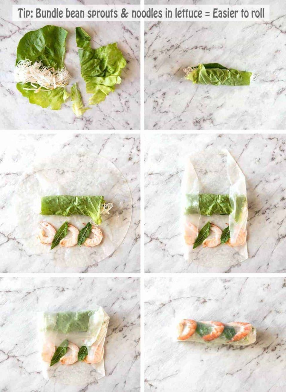 Vietnamese Rice Paper Rolls | RecipeTin Eats - Recipes Rice Paper