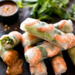 Vietnamese Rice Paper Rolls | RecipeTin Eats – Recipes Rice Wraps