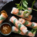 Vietnamese Rice Paper Rolls (Spring Rolls) – Recipes Using Rice Paper