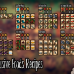 Warly Food Sheet (from Glermz Discord) : Dontstarve – Fish Recipes Don'T Starve