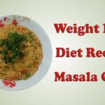 Weight Loss Diet Recipe – Masala Oats – Hindi – Good Food Cooking Blog – Oats Recipes For Weight Loss In Hindi