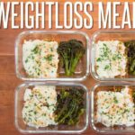 Weight Loss Meal Prep That Actually Tastes Good – Low Calorie Recipes – Recipes For Weight Loss Lunch