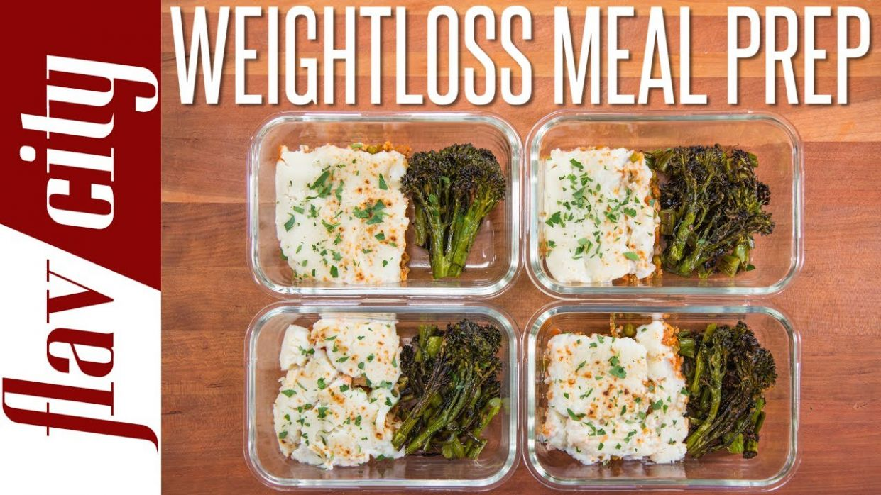 Weight Loss Meal Prep That Actually Tastes Good - Low Calorie Recipes - Recipes For Weight Loss Lunch