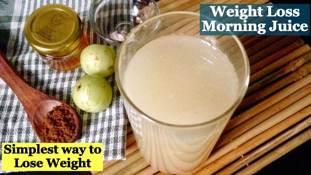 Weight Loss morning Juice | Amla juice recipe | How to make healthy Indian  gooseberry juice - Weight Loss Juice Recipes Indian