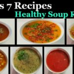 Weight Loss Soup Recipes In Tamil || 8 Days 8 Recipes Healthy Soup ..