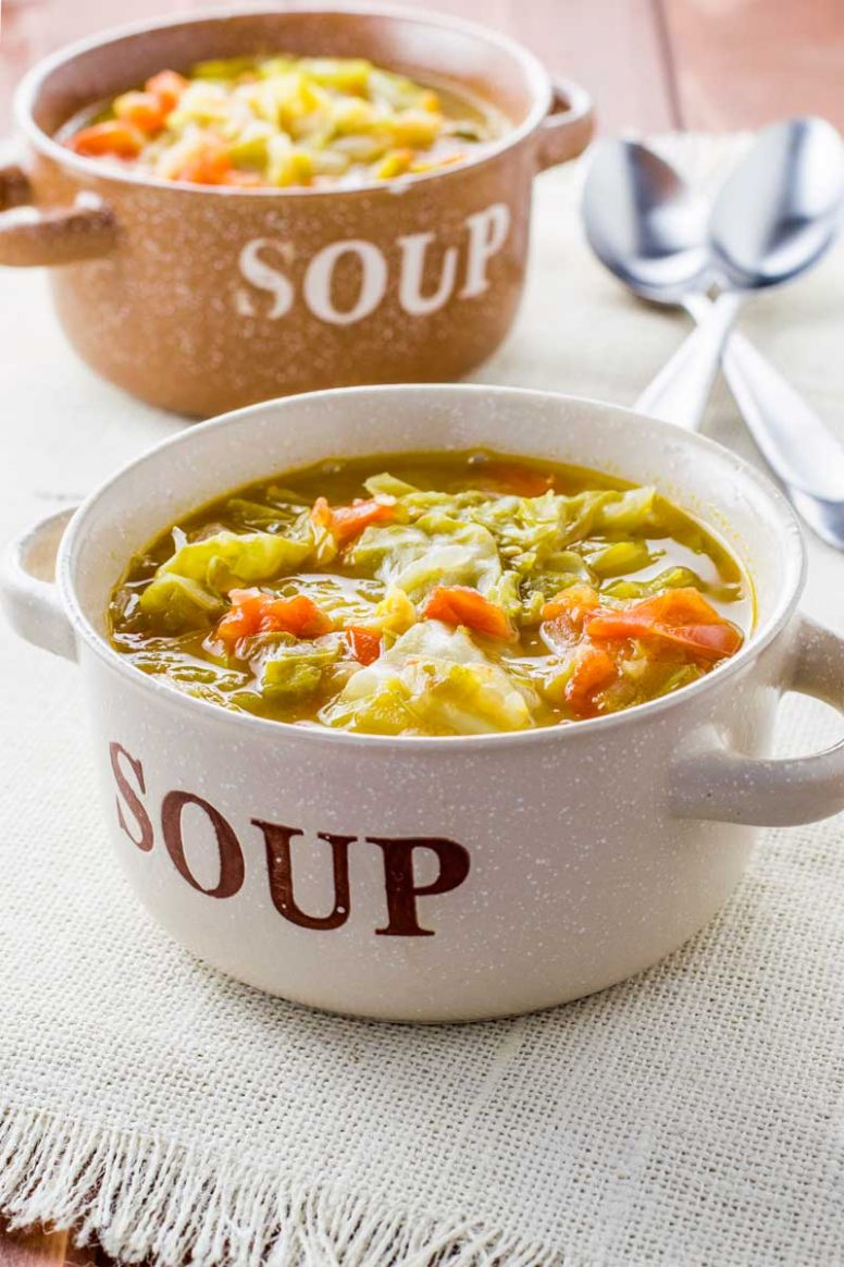 Weight Loss Wonder Soup - Recipe Weight Loss Soup