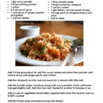 West African Jollof Rice Also Called 'Benachin' Meaning One Pot In ..