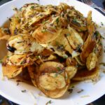 West Town Tavern Potato Chips With Parmesan, Rosemary, Balsamic Syrup And  White Truffle Oil – Recipes Using Potato Chips