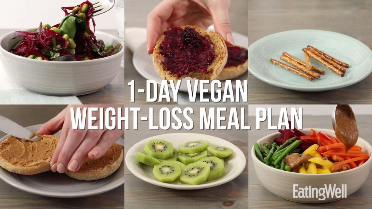 What a Vegan Weight-Loss Day Looks Like - Recipes For Weight Loss Vegetarian