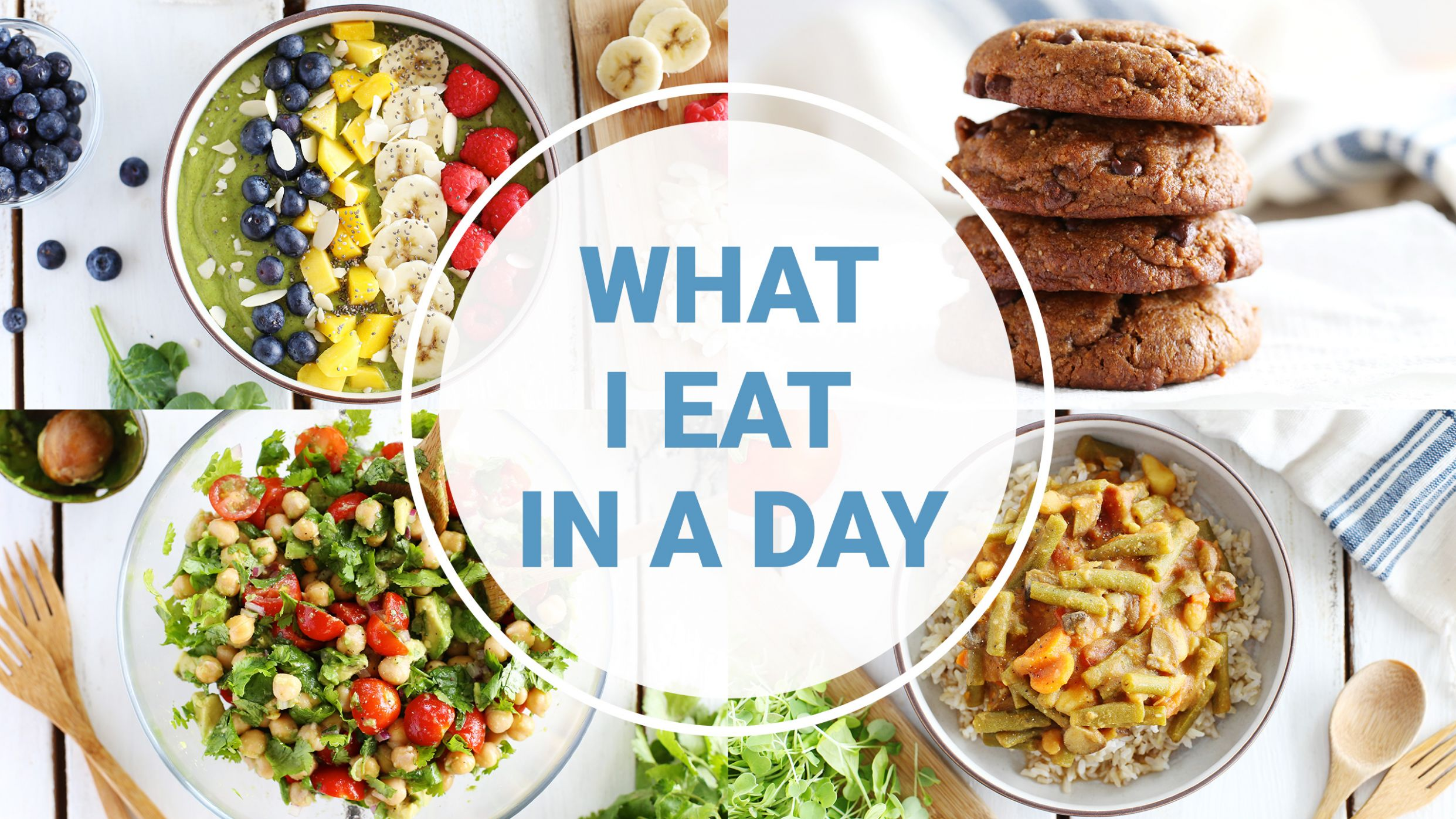 What I Eat In A Day | High Protein Vegan Recipes - Vegetable Recipes High In Protein