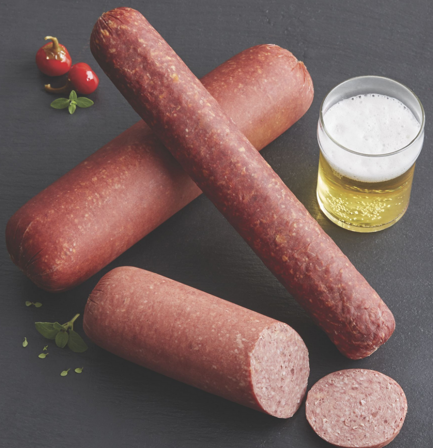 What Is Summer Sausage? Recipe Ideas and More - Recipes Using Summer Sausage