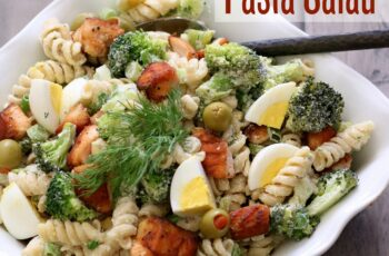 What's on the menu for lunch this week? This High Protein Pasta ...