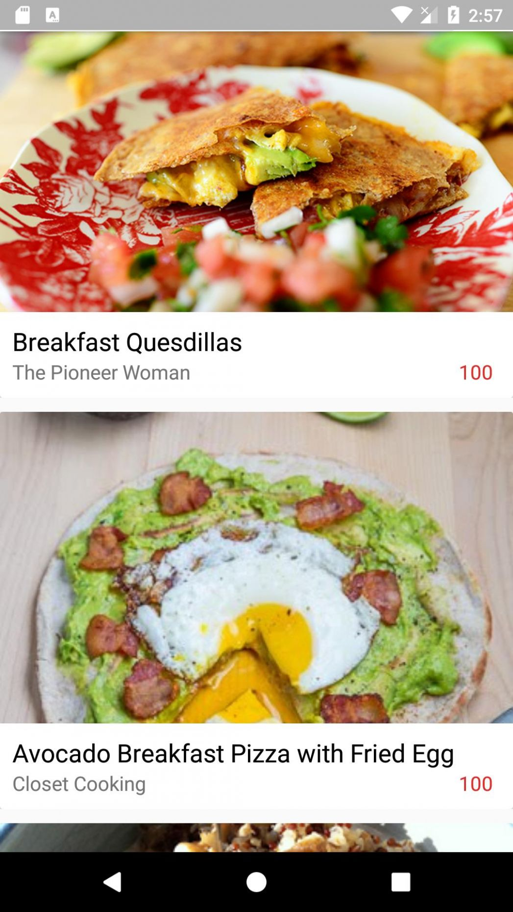 World Food Recipes, Cuisines Worldwide for Android - APK Download - Food Recipes Download