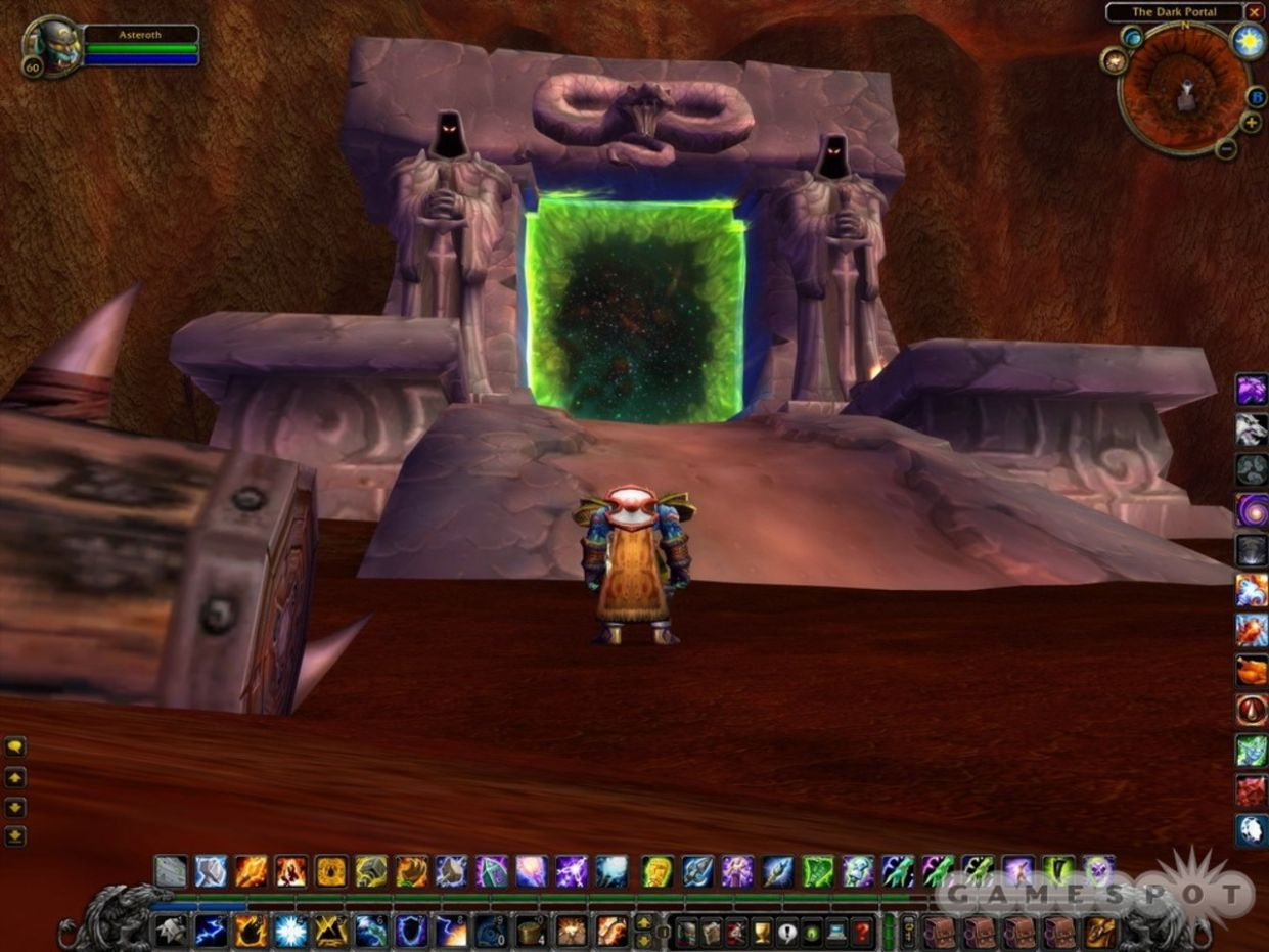World of Warcraft: The Burning Crusade Updated Hands-On ..
