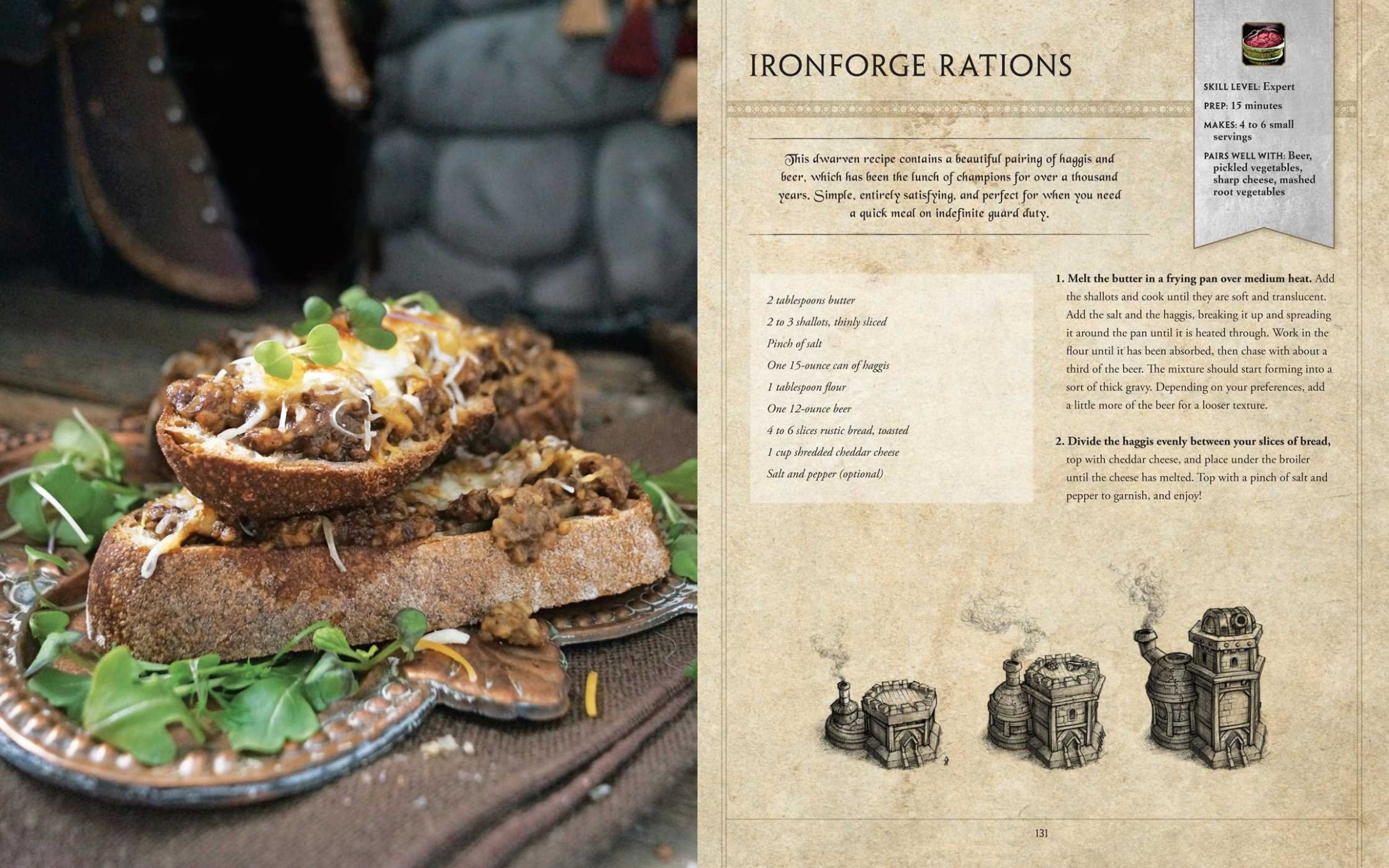 World of Warcraft: The Official Cookbook: Monroe-Cassel, Chelsea ..