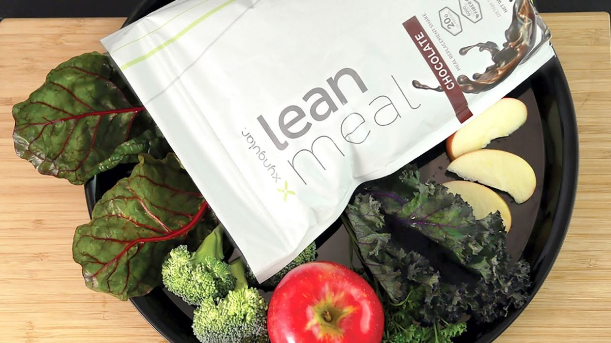 Xyngular Lean Meal - A Daily Dose of Delicious - Xyngular Healthy Recipes