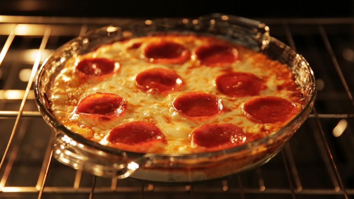 You Need This Pizza Dip In Your Life - Recipes Pizza Dip