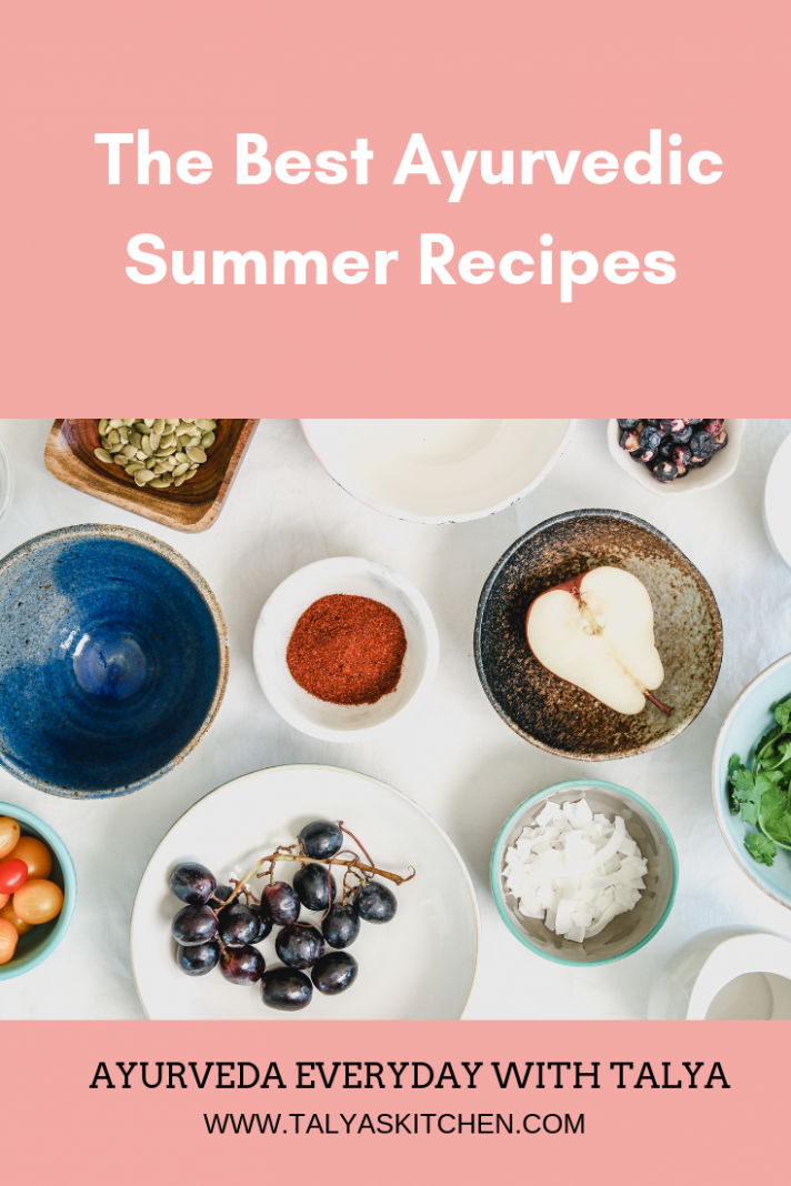 Your Complete List of Ayurvedic Recipes That Highlight Best Tastes For  Summer And Cool You Down - Summer Recipes Ayurveda