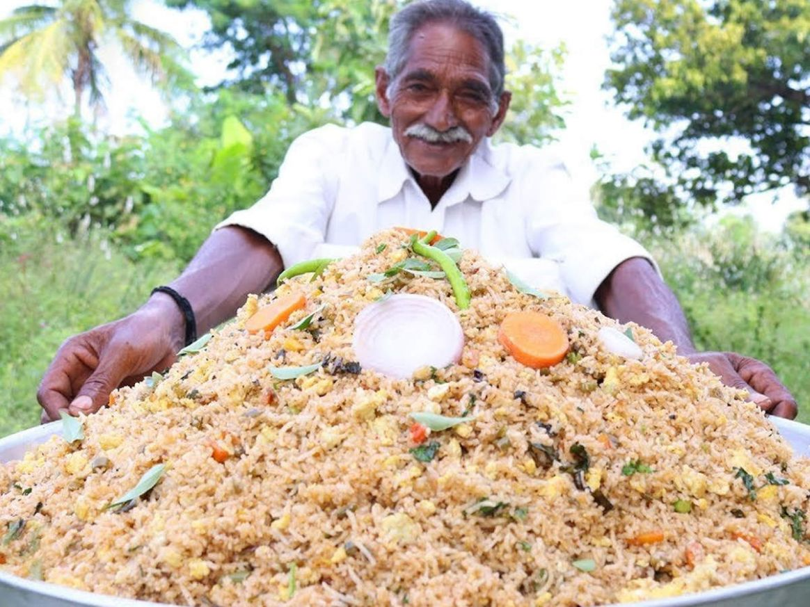 YouTuber grandpa chef, who fed the needy, dies in Telangana ...