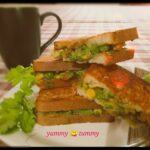Yummytummy: Veg Mayonnaise Sandwich – Sandwich Recipes Yummy Tummy