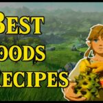 [Zelda Breath Of The Wild] Cooking | Best Foods And Recipes With Locations – Cooking Recipes Zelda Breath