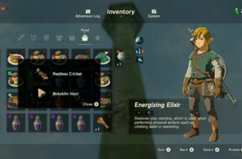 Zelda: Breath Of The Wild - Cooking Tips And Tricks - GameSpot