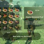 Zelda: Breath of the Wild's easiest way to gain hearts from food ...
