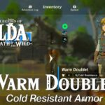 Zelda Breath Of The Wild • Spicy Meat And Seafood Fry Dish • Warm Doublet – Fish Recipes Zelda