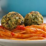Zucchini Meatballs Recipe By Tasty – Vegan Recipes Zucchini Meatballs