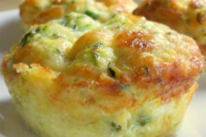 Zucchini Scallion Frittata Cups Recipe - Allrecipes.com